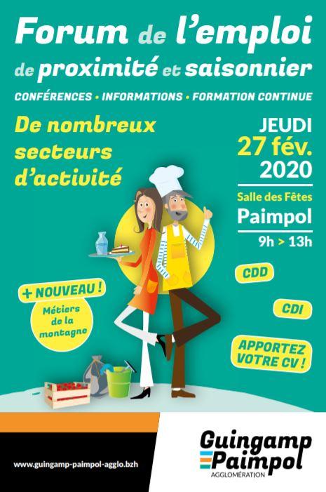 Forum Saisonnier Paimpol