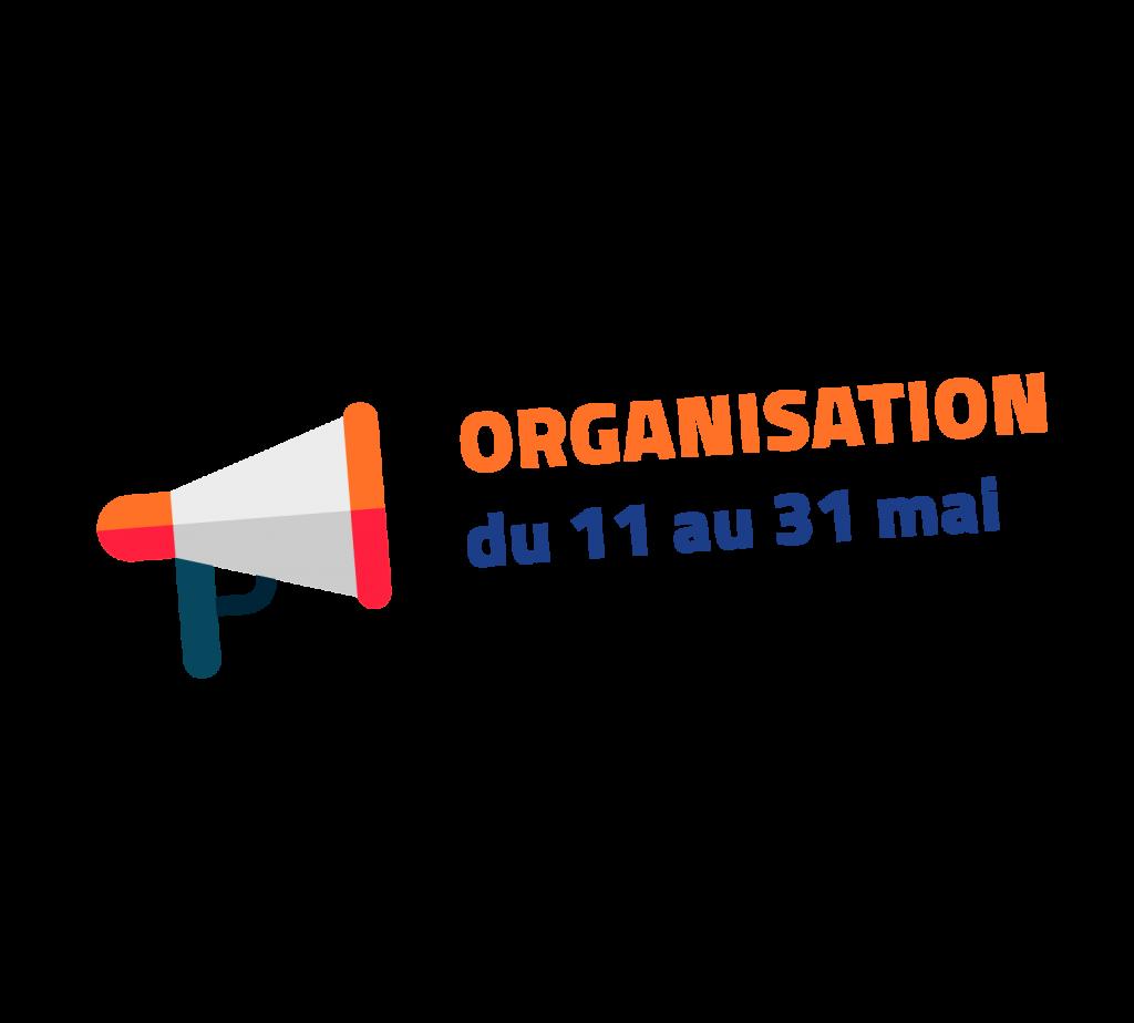 Organisation à partir du 11 mai